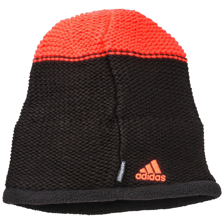 the best attitude 96f31 3d1b2 Amazon.com   2015-2016 Man Utd Adidas Beanie Hat (Black)   Sports   Outdoors
