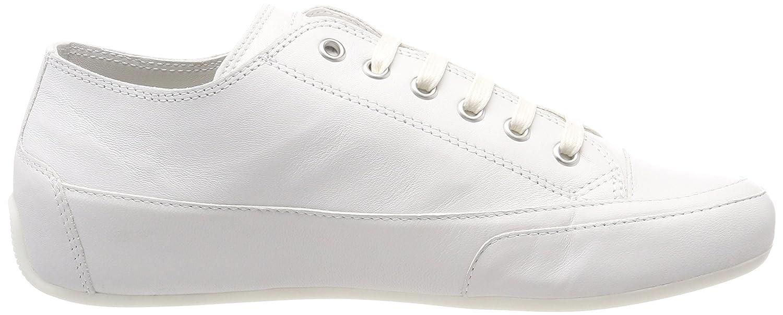 Candice Cooper Damen Crust Weiß Sneaker, Weiß Crust (Bianco2) 1def0d