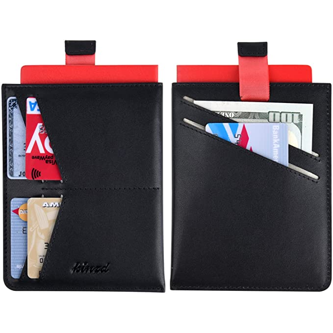 Corporate Branded Leather Travel Wallet bX2lQbb
