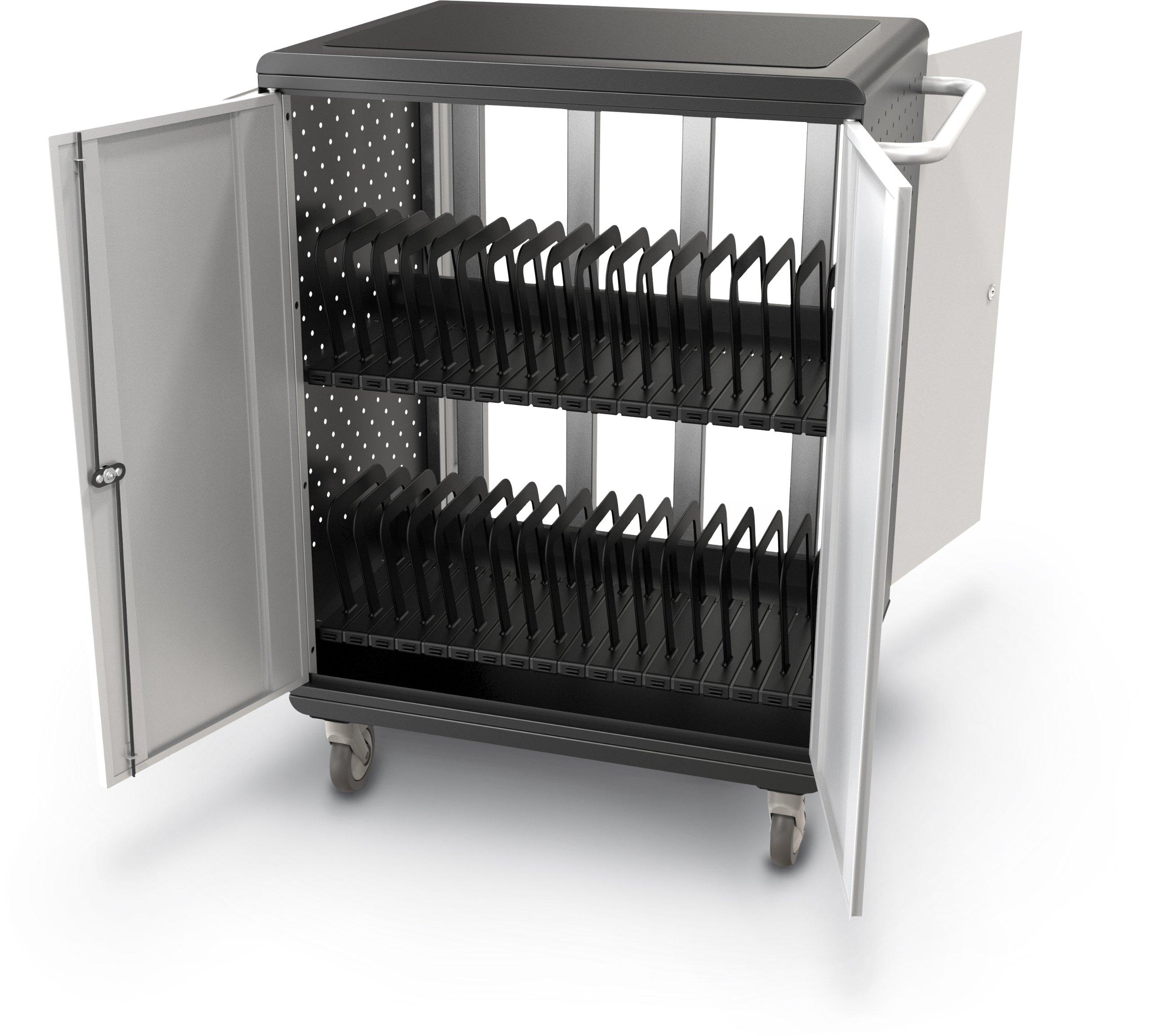 Balt Assembled A La Cart Charging Cart, Holds 32 Tablets by Balt