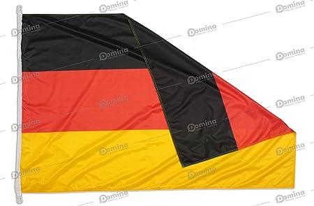 Bandera de Alemania 150x100 en tela náutico resistente al viento ...