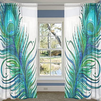 welcome again heardmont drapes room guest diy curtain fabric peacock to