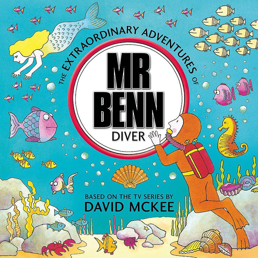 Mr Benn: Diver pdf