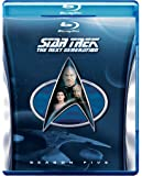 Star Trek: The Next Generation - Season 5 [Blu-ray] [Import]