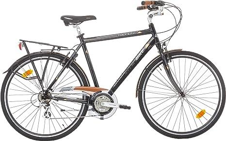 Interbike Trendy - Bicicleta Paseo de Hombre Citybike Shimano ...