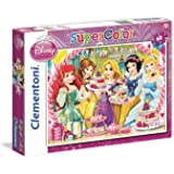 Clementoni - 26911.2 - Puzzle Super Color - 60 Pièces - Royal Tea Party