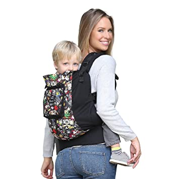 0239061ab1e Amazon.com   LILLEbaby 3 in 1 CarryOn Toddler Carrier-Tokidoki