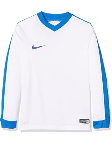 Nike Park Long Sleeve Kids Boys Football Shirts Sports Training Top Jersey Shirt Bright In Colour Clothes, Shoes & Accessories