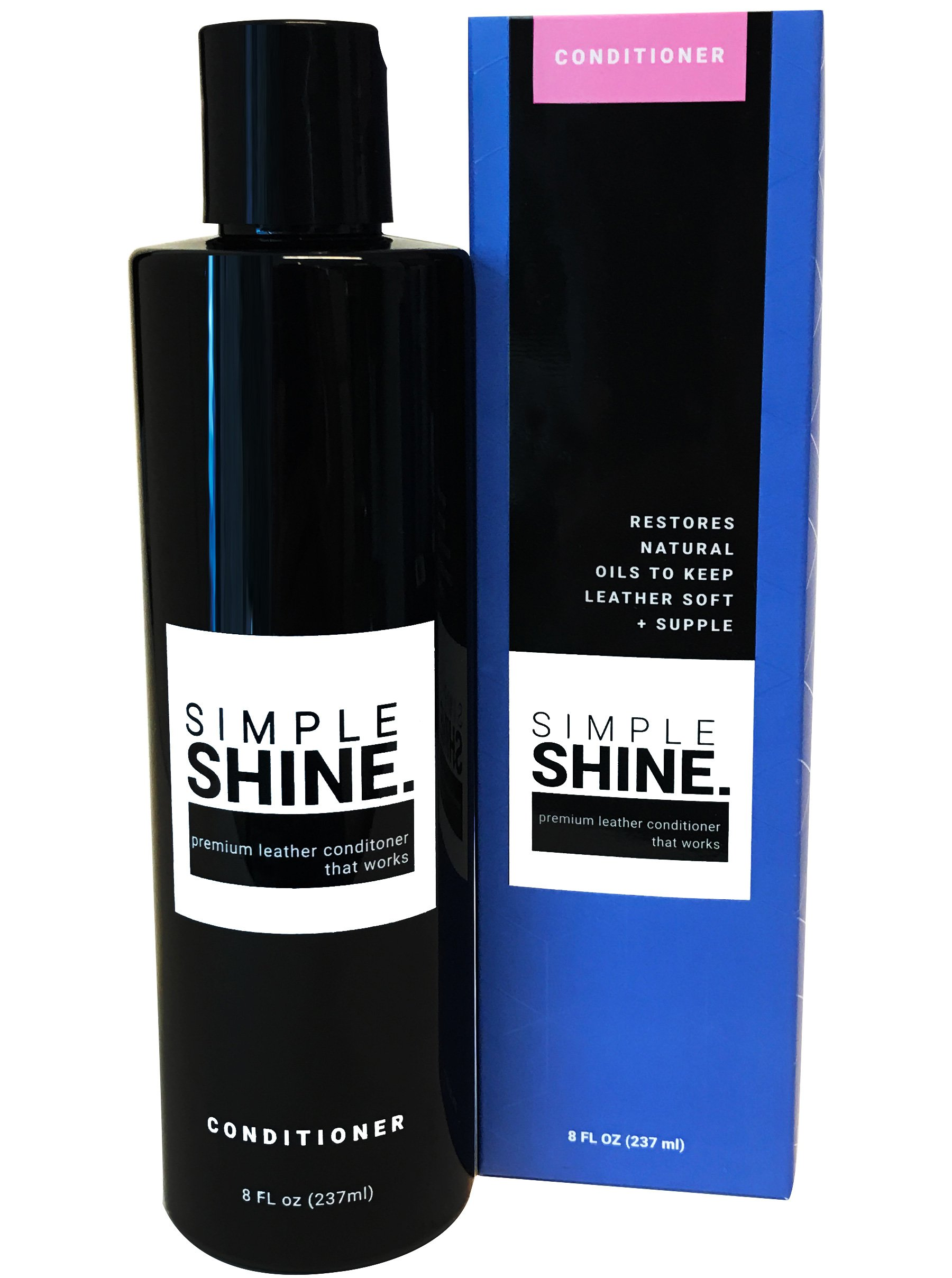 Premium Leather Conditioner | No Stain Restore, Protect & Condition Shoes, Boots, Bags & Furniture