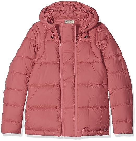 434bd4647 Kaporal Women's Sreiz Jacket, Pink - Rosa - Rose (Blush), 8: Amazon.co.uk:  Clothing