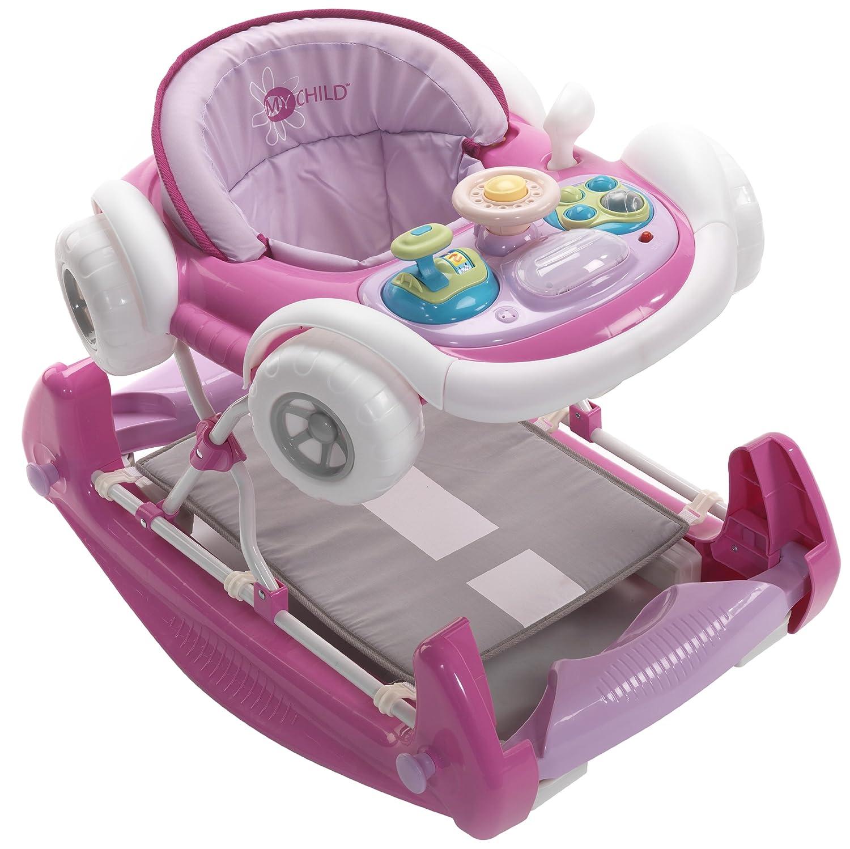 Mychild Coupe 2-in-1 Baby Walker Multi Kooltrade 17-01-001
