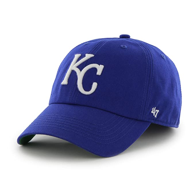 4855e81b74445 MLB Kansas City Royals '47 Franchise Fitted Hat, Royal, Large