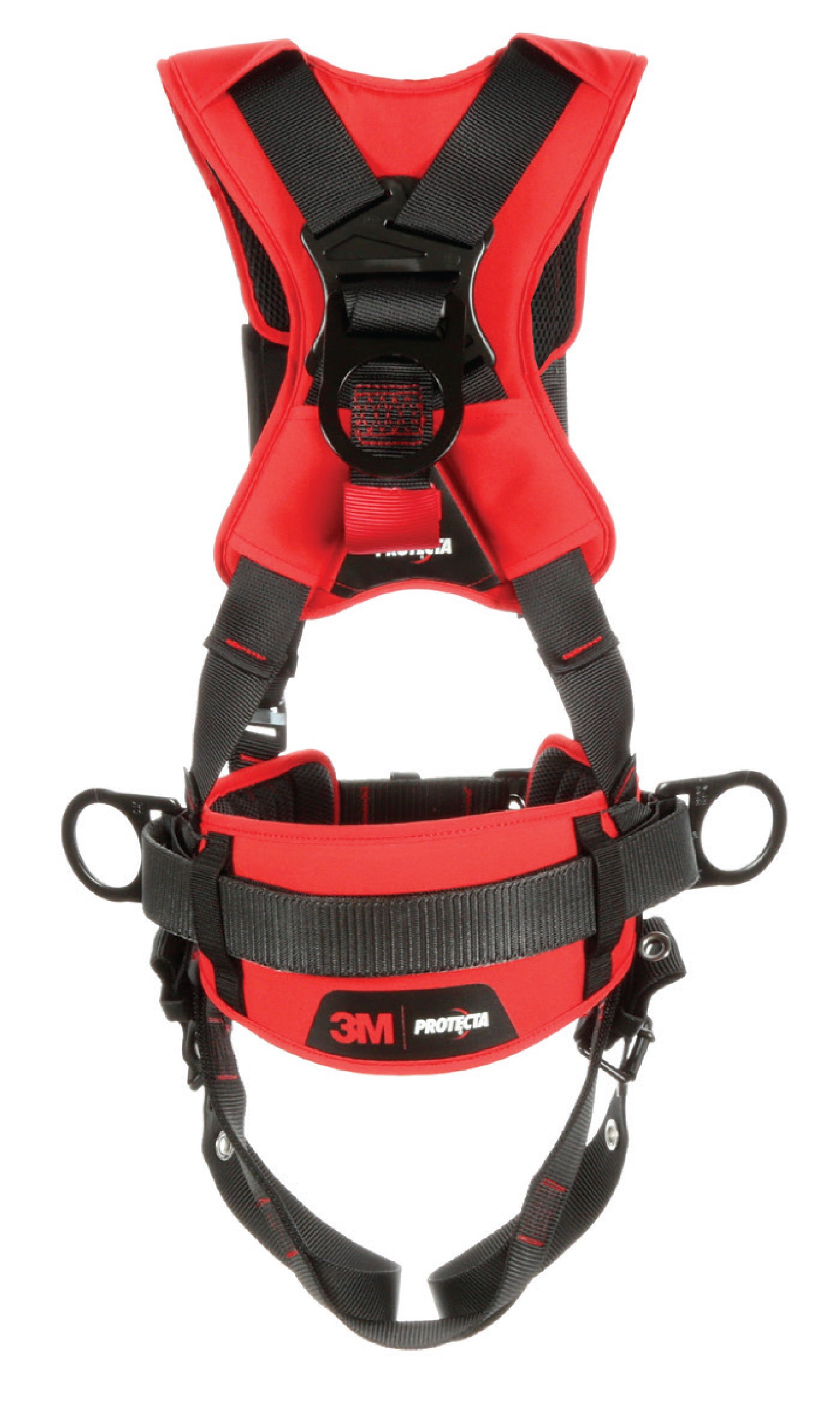 Protecta Black Comfort Construction Style Positioning Harness (Size:M/L) by 3M VASP Fall Protection (Image #4)