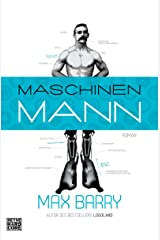 Maschinenmann: Roman (German Edition) Kindle Edition