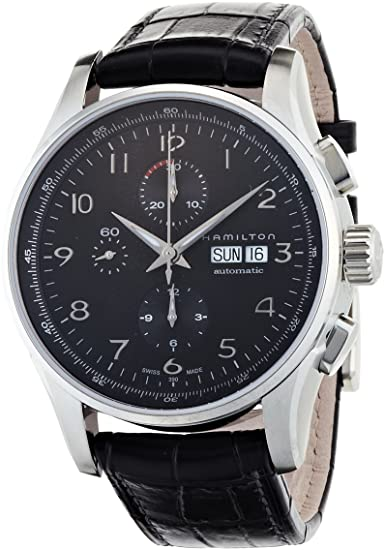 Hamilton Jazzmaster Maestro Auto Chrono - Reloj (Reloj de pulsera, Masculino, Acero inoxidable