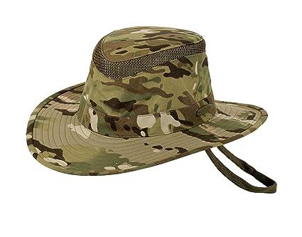 bca33ddbe3d48 Amazon.com  Tilley LTM6 Airflo Hat - Men s Multicam 6-7 8