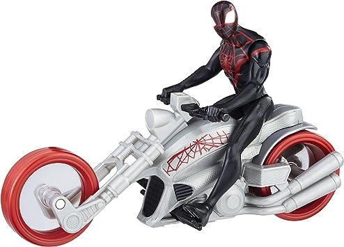 Gli eroi Marvel Super Eroe AVVENTURE KID ARACNIDE WEB Wheels