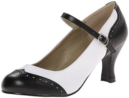 d01ccb947e2 Amazon.com  Funtasma Women s Flapper-25 Slide Pump  Shoes