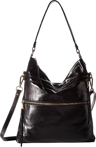 68f049235 Hobo Womens Liberty Black One Size: Handbags: Amazon.com