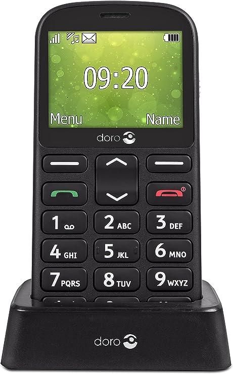 Doro 1361 (Negro): Amazon.es: Electrónica