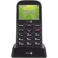 Doro 7383 Mobiltelefon, 2.4 tum, Svart