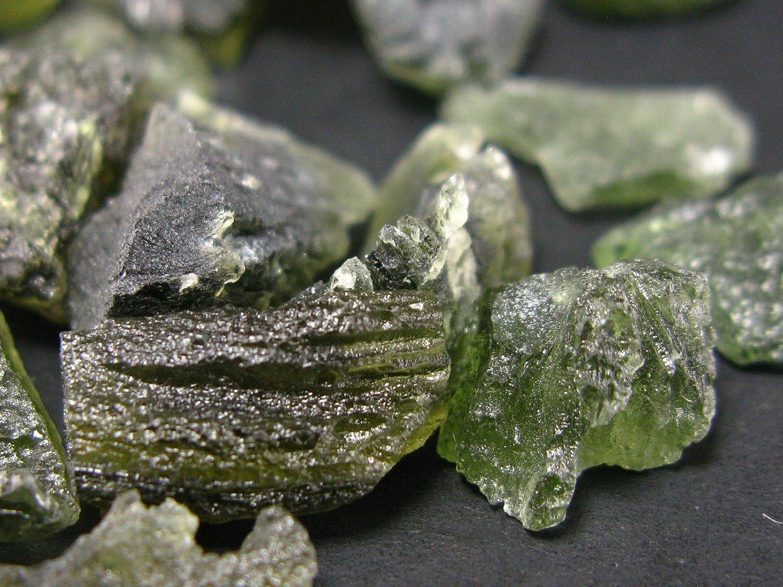 Lot of 20 Moldavite Tektites from Czech Republic 100 Carats 20 Grams