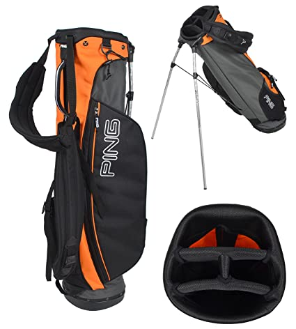 Amazon.com: NUEVO Ping L8 Charcoal/Orange/Negro Carry/Stand ...