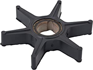 Quicksilver 8508910 Water Pump Impeller - 15 through 25 Horsepower Mercury and Mariner Outboards