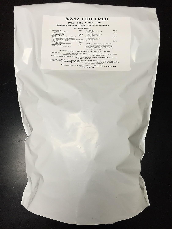 8-2-12 Fertilizer with 0-0-22 Premium K-mag 20 Lbs.