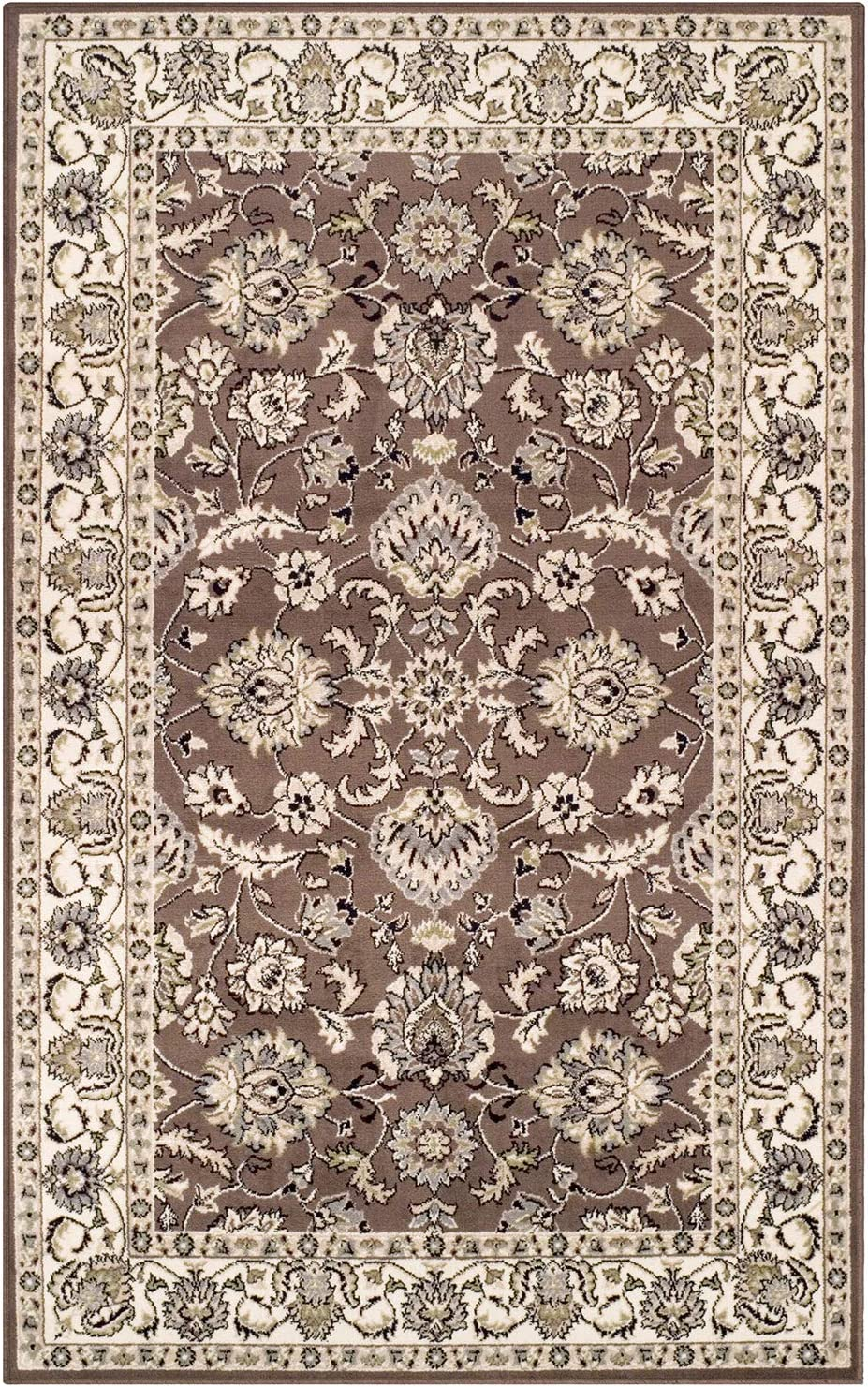 Amazon Com Superior Lille 8 X 10 Area Rug Contemporary Living Room Bedroom Area Rug Anti Static And Water Repellent For Residential Or Commercial Use Furniture Decor