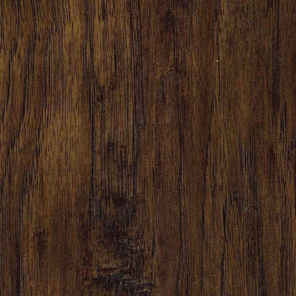 Trafficmaster Handsed Saratoga Hickory 7 Mm Thick X 2 3 In Wide 50 5 8 Length Laminate Flooring 24 17 Sq Ft Case Com