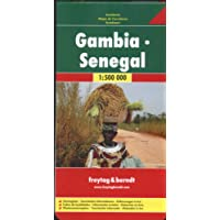 Gambia - Senegal (Country Road & Touring)