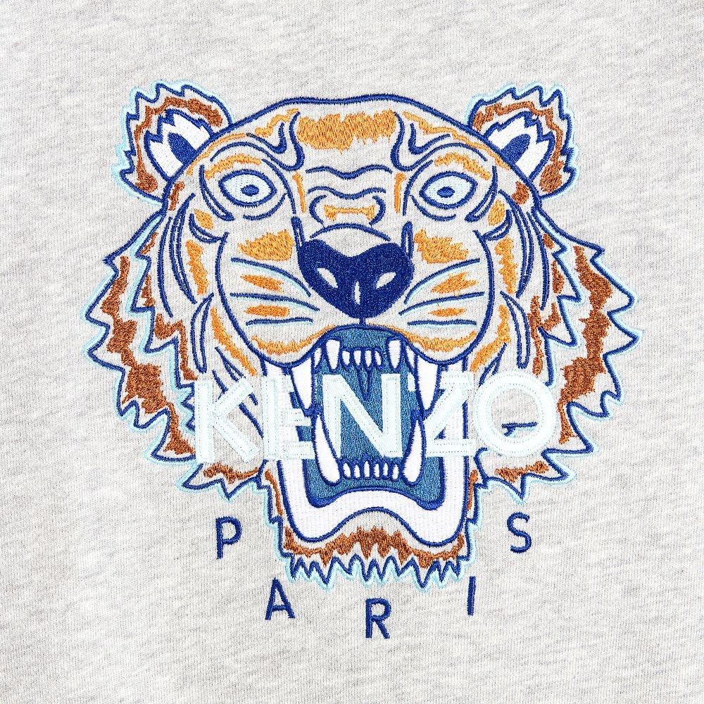Kenzo Toddler's, Little Boy's & Boy's Cotton Tiger Print Sweater (4A) by Kenzo Kids (Image #3)