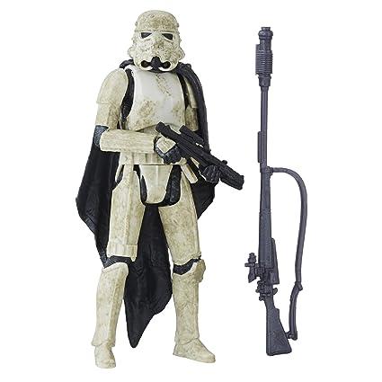 Star Wars Imperial AT-DT Walker avec Stormtrooper Force Link 2.0 mimban