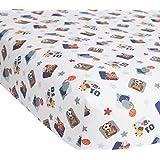 Lambs & Ivy Future All-Star Crib Sheet