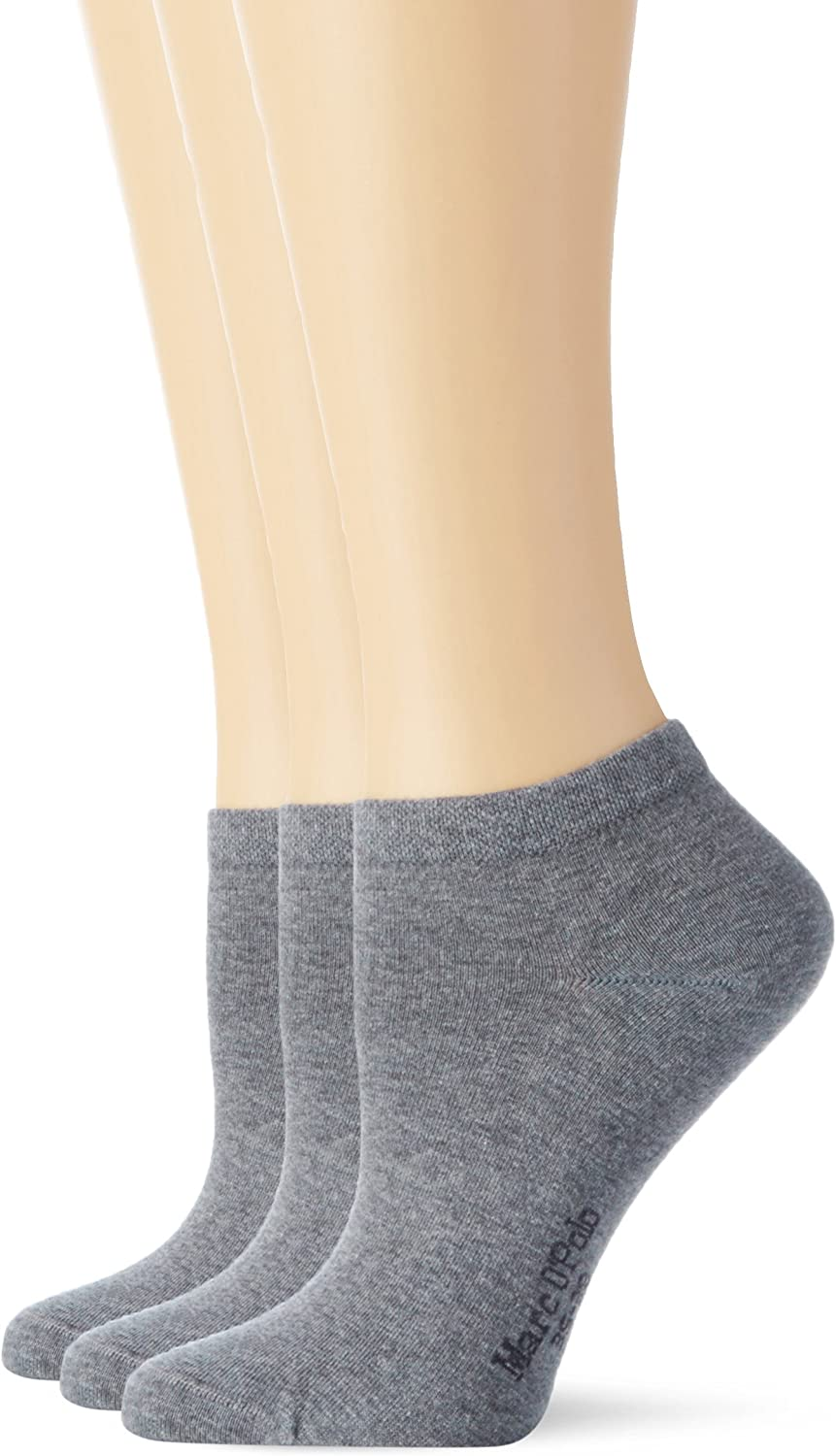 Marc OPolo Calcetines para Mujer Pack de 3