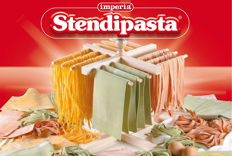 Compra Kitchen Craft STENDIPASTA Secador de Pasta, Madera, Beige, 33x14x6 cm en Amazon.es