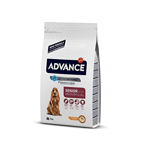 Affinity Advance - Pienso para perros senior +7 años advance medium pollo y arroz
