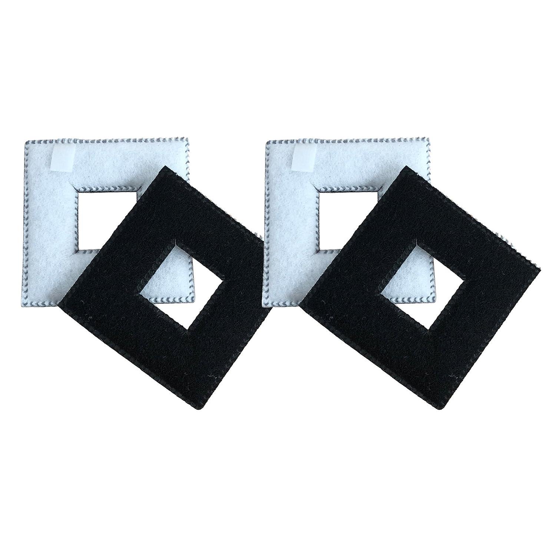 Finest-Filters 4 x Cartuchos de Filtro Fluval Chi compatibles para Acuario y pecera, Almohadillas de Espuma para Filtro de Tanque: Amazon.es: Productos para ...