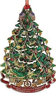 product image for ChemArt Brass Christmas Ornament - 2008 BENJAMIN HARRISON