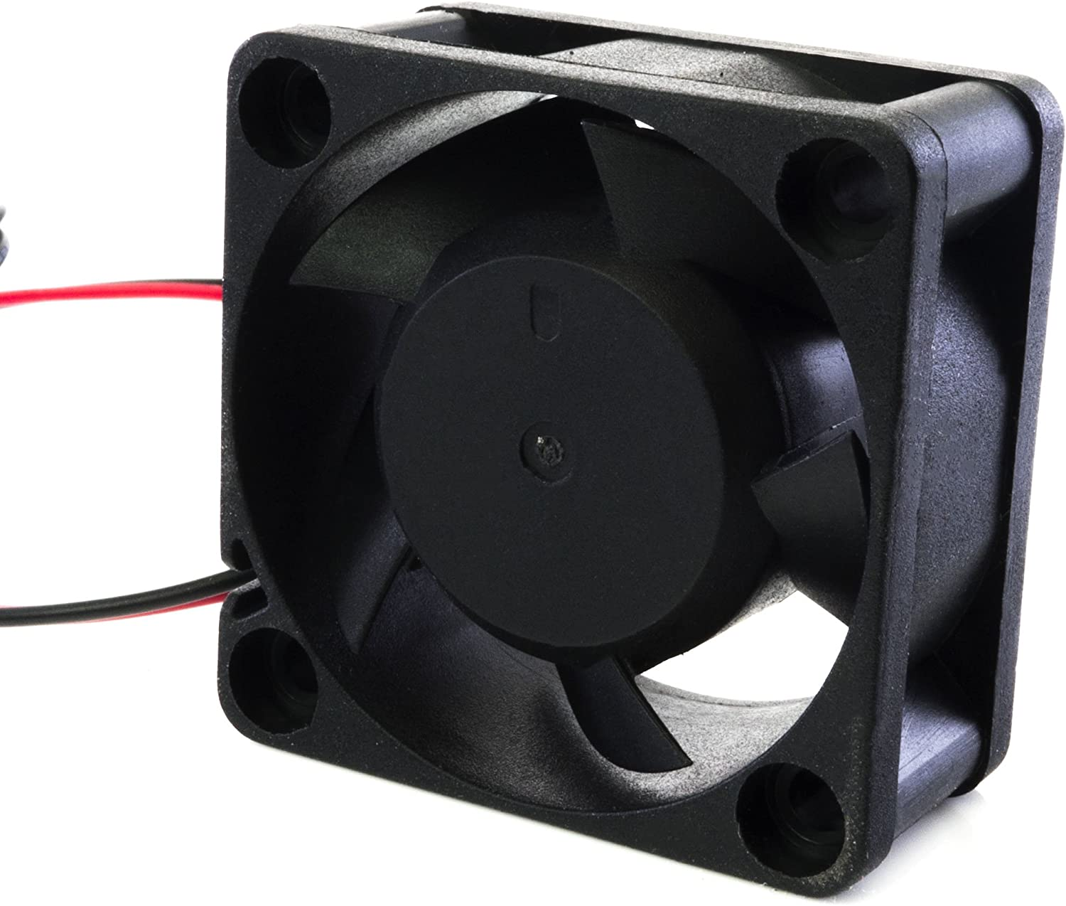 Maker Girl USA DC Case Fan Brushless 40mm x 40mm x 20mm 24V Quiet Output 4020
