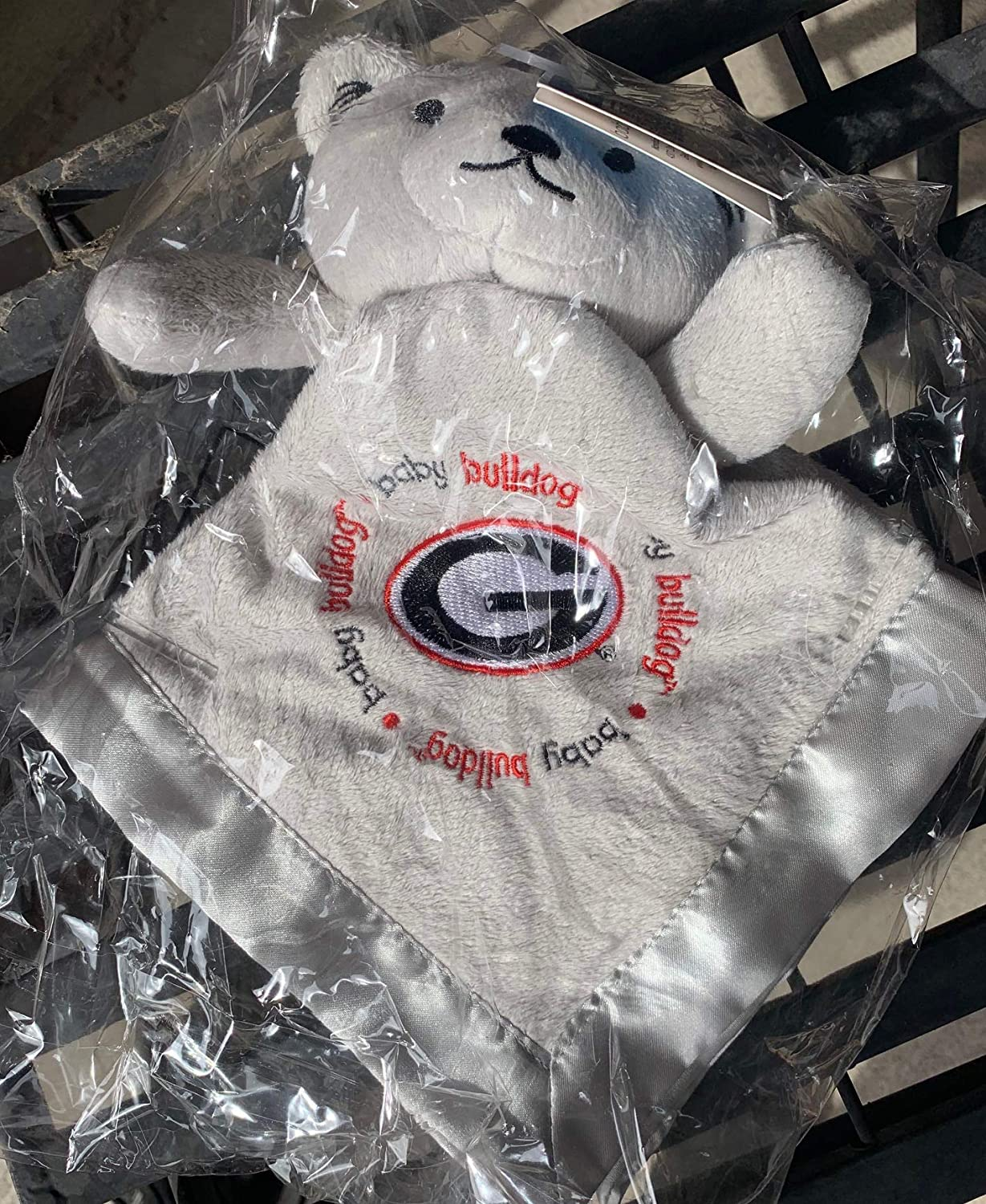 Baby Fanatic NCAA Georgia Bulldogs Infant and Toddler Sports Fan Apparel