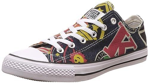dd81ca038ed7 Converse Men s Navy Sneakers - 9 UK India (42.5 EU)(150751C)  Buy ...
