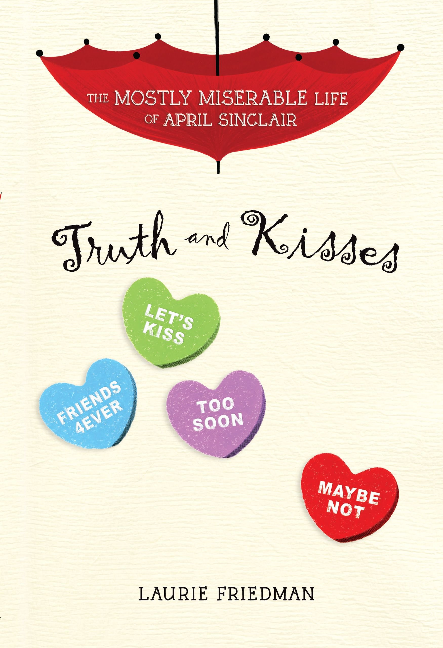 Truth and Kisses (Mostly Miserable Life of April Sinclair) pdf epub