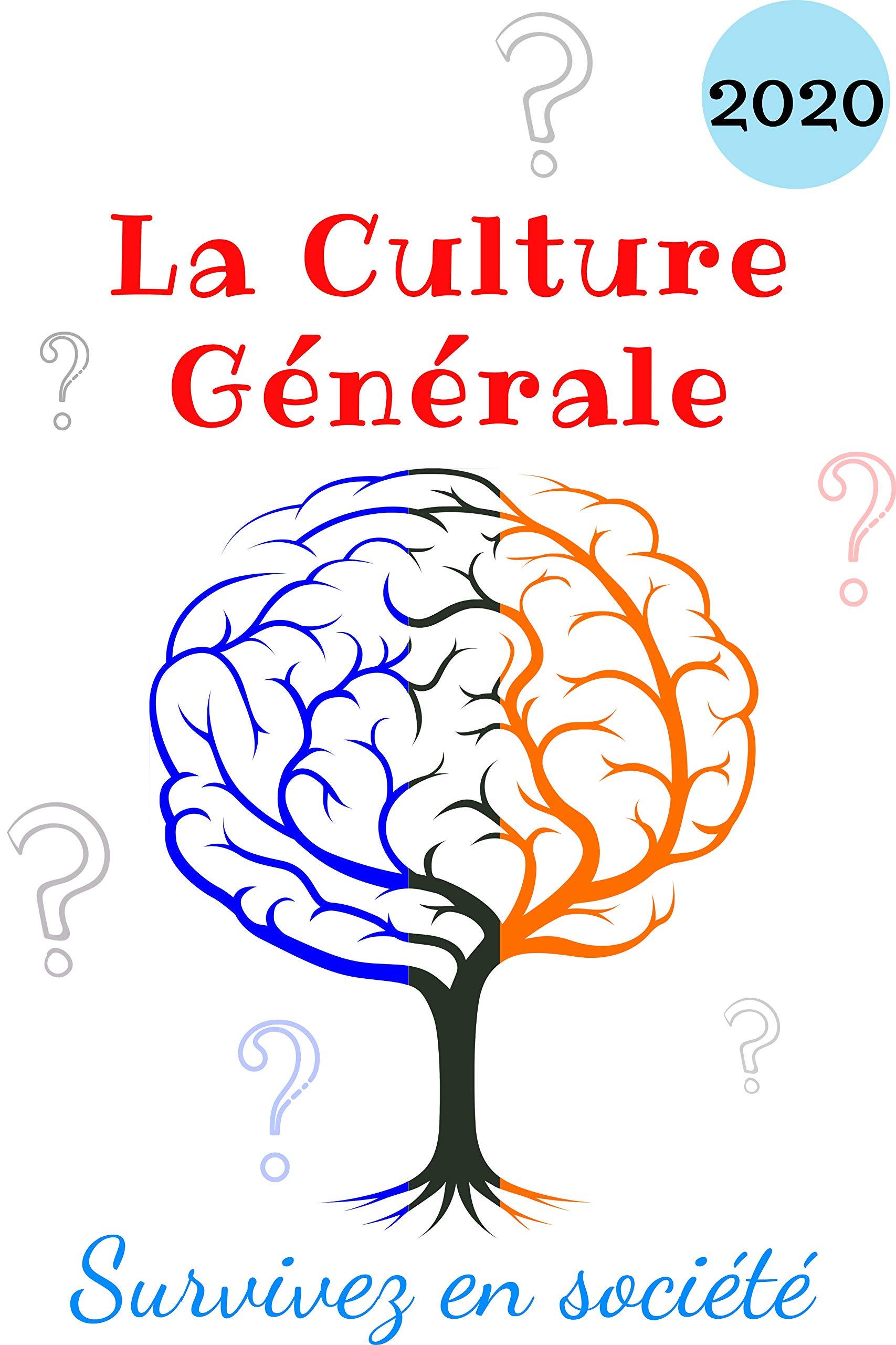 Livre De Culture Générale  Survivez En Société  French Edition