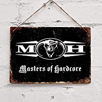 SIGNCHAT - Placa metálica Decorativa de Metal