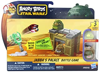 Angry Birds Star Wars Fighter Pods Strike Back - Jabba's Palace [Toy] (japan import) A2382