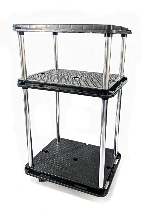 Amazon.com: LapWorks Link-It - Carro de trabajo pesado (350 ...