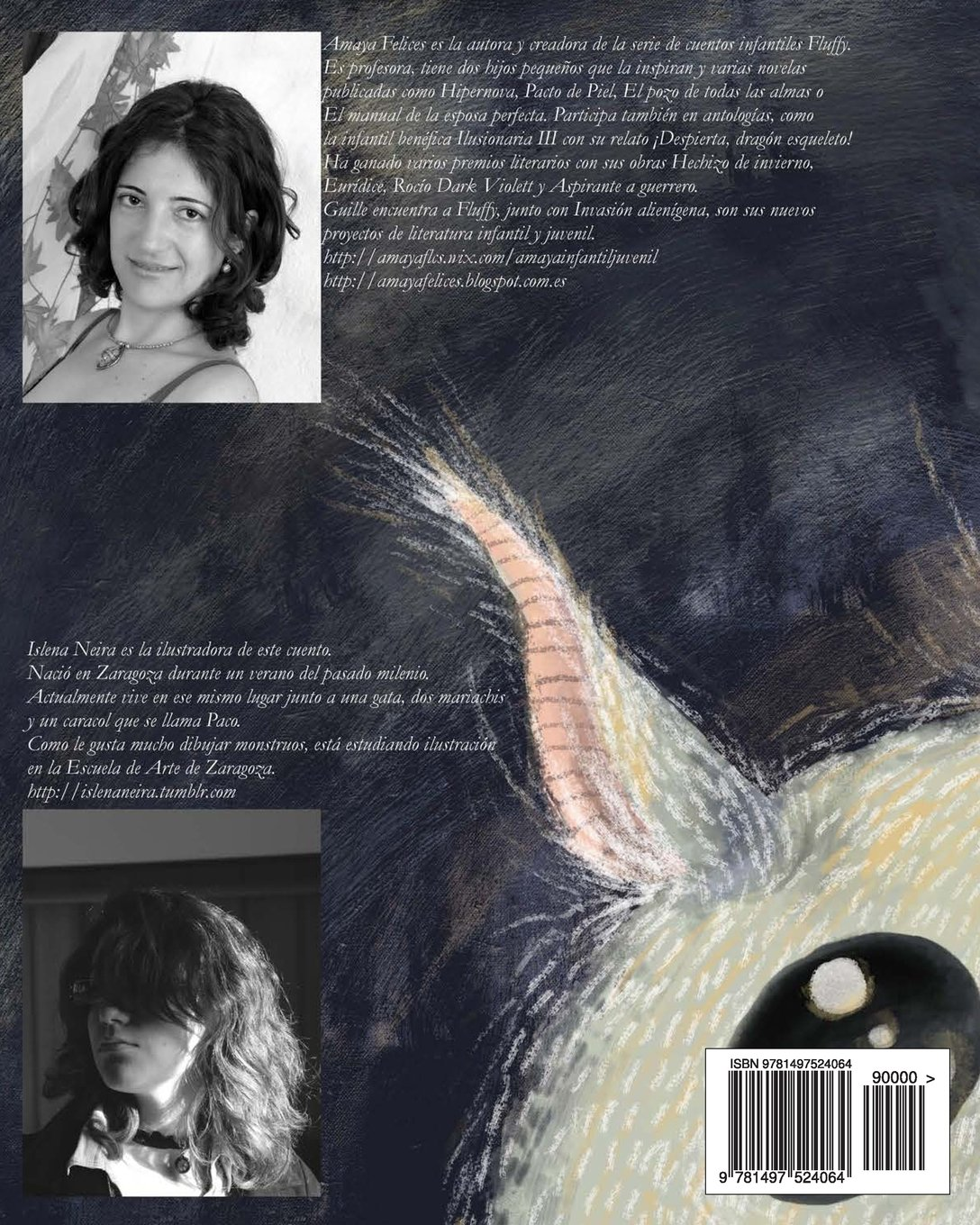 Guille encuentra a Fluffy (Volume 1) (Spanish Edition): Amaya Felices Otal, Islena Neira Lacosta, Jorge Gutierrez Sanz: 9781497524064: Amazon.com: Books
