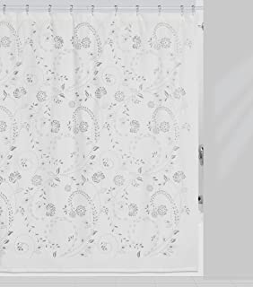 Superb Creative Bath Products Eyelet Shower Curtain